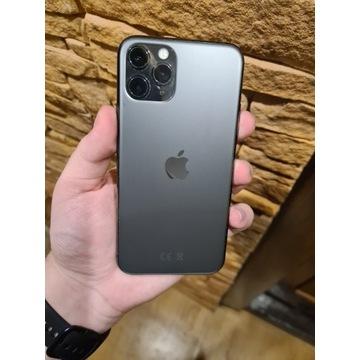 Iphone 11 pro 64gb bez kwitków