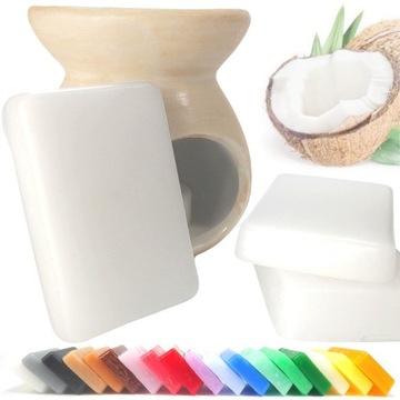 PK14A Woski zapachowe ZESTAW 3SZT Kokosowe Coconut