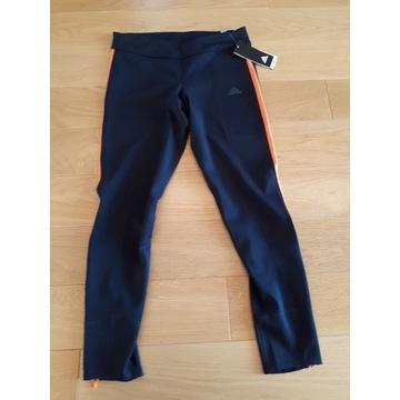 Spodnie  damskie legginsy adidas climacool rozm. M