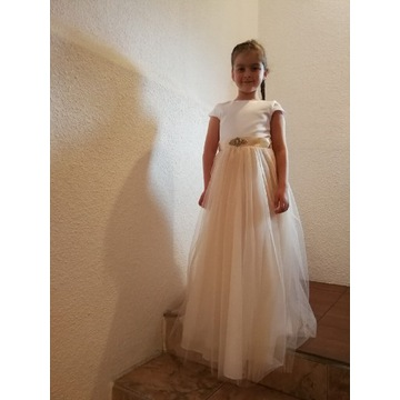 Sukienka komunijna Model Zosia