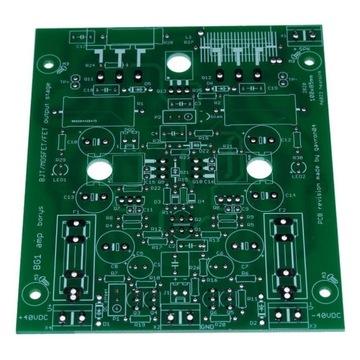 PCB wzmacniacz BG1 2020