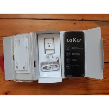 NOWY LG K62+ 6/128GB DUAL BLACK