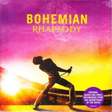 QUEEN - BOHEMIAN RHAPSODY (TOS) - 2 LP SOUNDTRACK