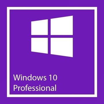 WINDOWS 10 PRO PROFESSIONAL 32/64 | PL | KLUCZ