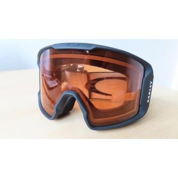 Gogle narciarskie Oakley Line Miner Prizm Snown