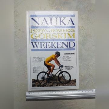 Nauka jazdy na rowerze górskim w weekend Andy Bull