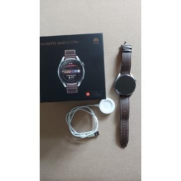 Huawei watch gt 3 pro + słuchawki Huawei