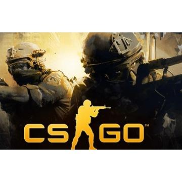 CS GO Na własność +1500 godzin w grze.