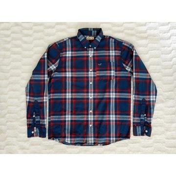 Koszula długi rękaw Hollister L