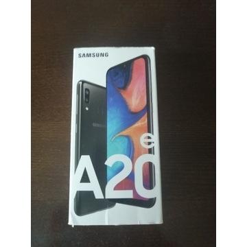 Pudełko Samsung A20e