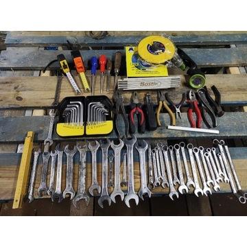 Zestaw, mix narzędzi