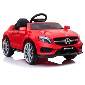 Mercedes GLA 45 na Akumulator LAKIER 2x45W EVA