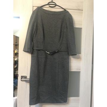 Piękna Elegancka Sukienka L/XL Gratis