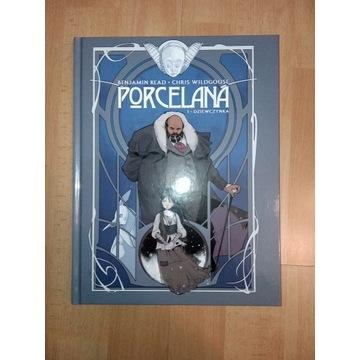 Porcelana, tom 1: Dziewczynka