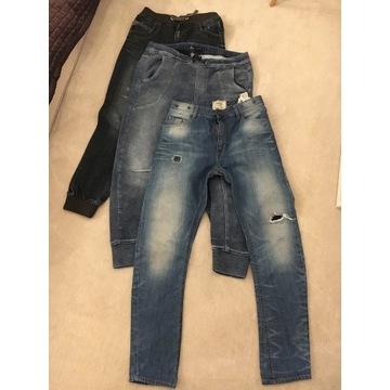 Spodnie chłopięce 152-164