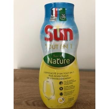Żel do mycia naczyń w zmywarce Sun