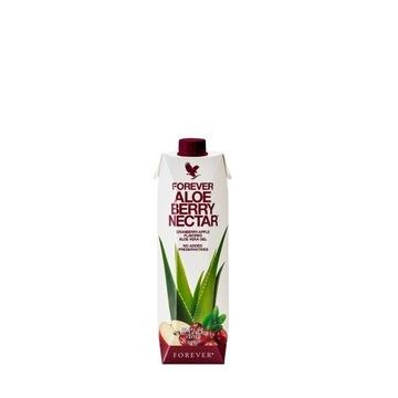 Forever Aloe Berry Nectar Miąższ 1l