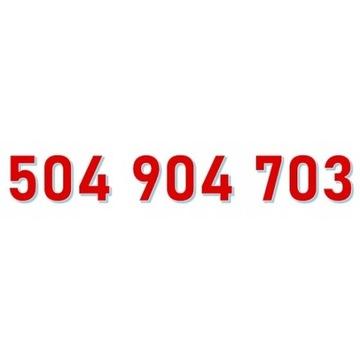 504 904 703 STARTER ORANGE ŁATWY ZŁOTY NUMER