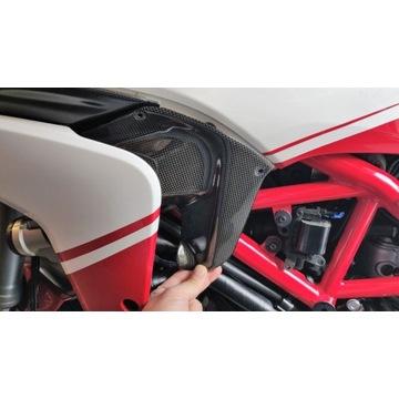 Ducati Multistrada 1200/1200S osłony karbon