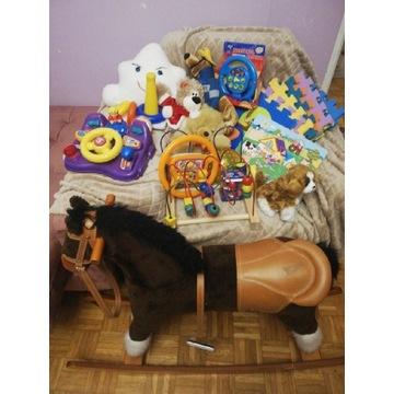 Zestaw Zabawek Edukacyjne Maskotki Przedszkolaka