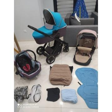 Okazja! 3w1 Wózek dziecięcy XLANDER 3w1