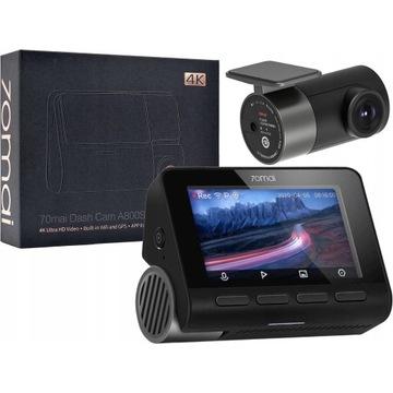 Kamera samochodowa 70mai A800S 4K + kamera cofania