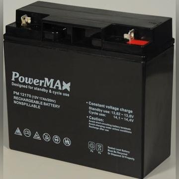 AKUMULATOR PowerMax PM 12170 (12V 17Ah/20Hr