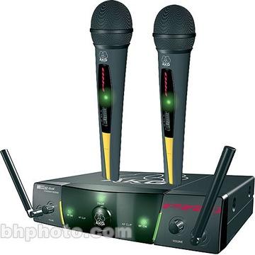 AKG SR-40 PRO + 2 mikrofony HT 40 PRO