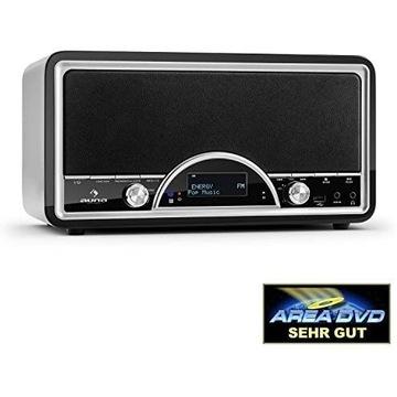 Radio Virginia BK FM bt MP3 USB AUX cd głośniki