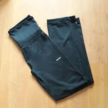 Reebok Slim Fit spodnie treningowe dresowe M