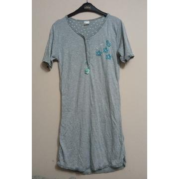 Piżama koszula ciążowa porodowa