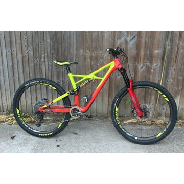 2017 Large Specialized S-Works Carbon Enduro XX1