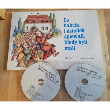 Co babcia i dziadek śpiewali kiedy byli mali +2CD