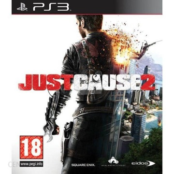 Just Cause 2   Gra PS3 Playstation