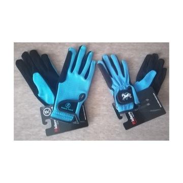 Oddychające rękawiczki do ogrodu / pracy Riders Tr