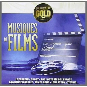 Musiques De Films - (2CD) (2012) (Jak nowa)