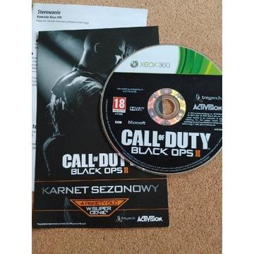 Call of Duty Black Ops III, pudełkowa PL, XBOX360