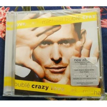 Michael Buble CRAZY LOVE płyta CD nowa folia
