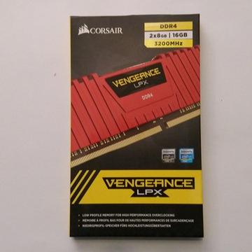 Corsair Vengeance LPX 16GB (2*8) 3200MHz