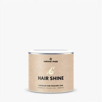 NATURAL MOJO - HAIR SHINE - NOWY