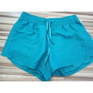 Spodnie szorty damskie 4F M stan bdb.
