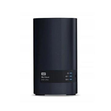 Serwer plików Western Digital My Cloud EX2 Ultra