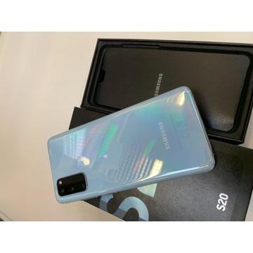 Samsung S20 , bez simlocka , gwarancja