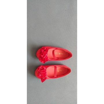 Buciki baletki 5 10 15 rozmiar 24