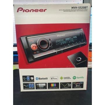 Radio samochodowe PIONEER MVH-S520BT
