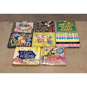 TOP KIDS  vol. 8 -15 (8 płyt)