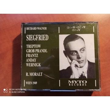 WAGNER Siegfried Moralt Myto Okazja