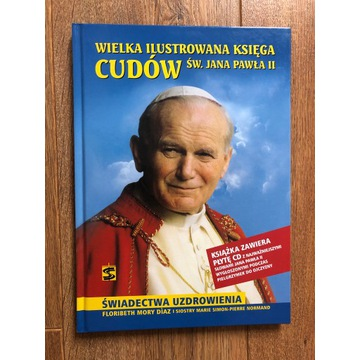 Księga cudów św. Jana Pawła II