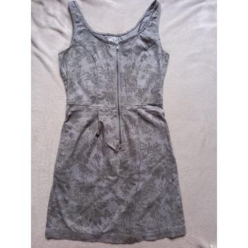 Sukienka gruba na jesień zimę - wspiera zbiórkę