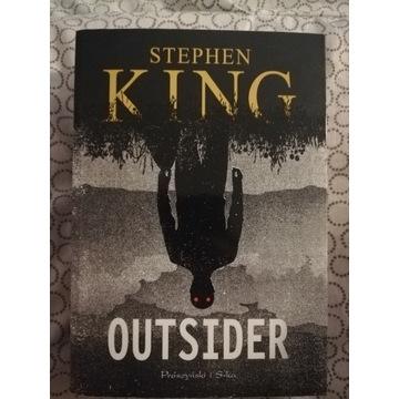 Stephen King Outsider